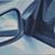 Nézetek, olaj, vászon, 70×150cm