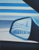 Párhuzam , olaj,vászon, 90×70cm