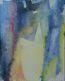 Fényrés, akvarell, papír, 30×24cm