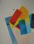 Cím nélkül, akvarell, papír, 30×24cm