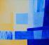 Ceredi ablakok, olaj, vászon, 110×120cm