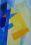 Kizökkent mozdulat, akvarell, 68×48cm